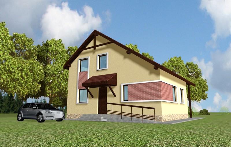 De ce sa apelam la un arhitect cand vine vorba de proiectul de casa mica