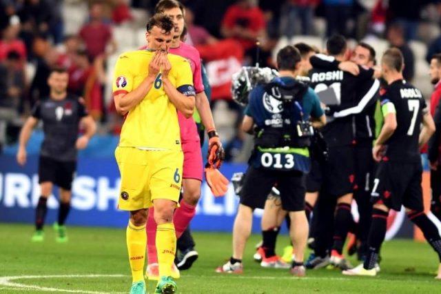 EURO 2016: Decizia luata de guvernul albanez dupa victoria cu Romania