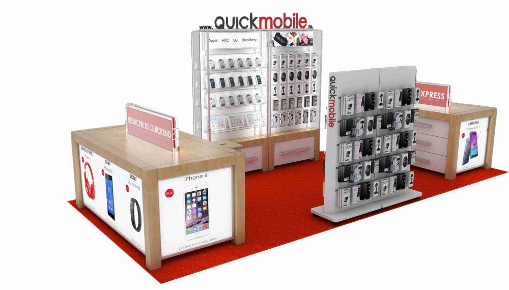 QuickMobile vrea să deschidă un magazin de tech retail în franciză, în Târgu Mureș
