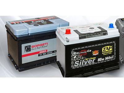 Cateva informatii utile despre bateriile auto