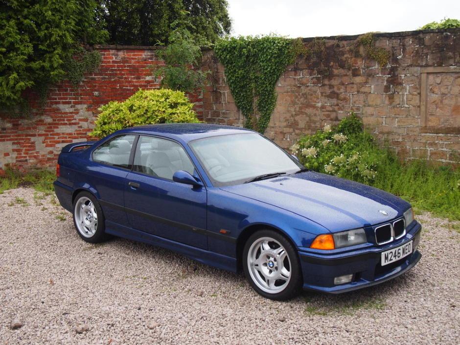 Asta este BMW-ul M3 E36 pe care il cautai de mult timp