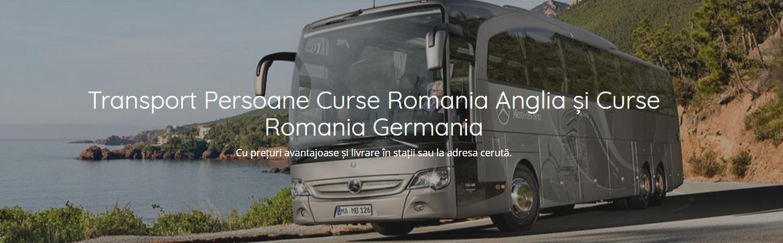 David Trans – firma de transport persoane Romania – Anglia