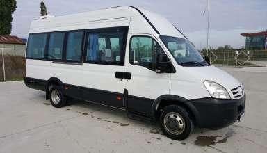 Inchirieri microbuze-serviciul de care aveti nevoie!