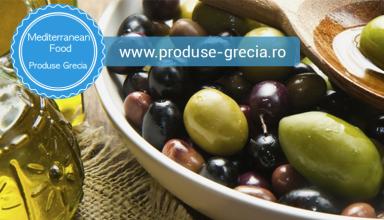 Maslinele si uleiul de masline – printre cele mai populare si indragite produse Grecia!