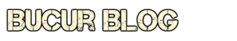 Blogul lui Bucur