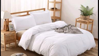 C&C home-specialistul tau in lenjerie de pat alba!
