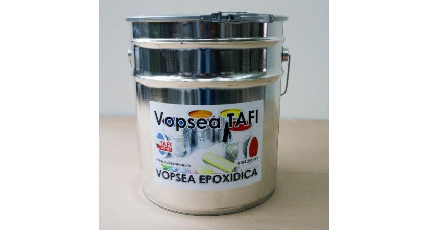 Vopsea epoxidica Tafi- speciala pentru uz casnic sau industrial