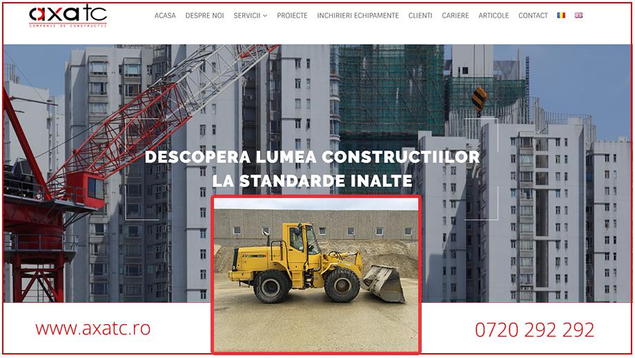 Inchiriere mini incarcatoare – un serviciu perfect pentru indeplinirea cu succes a tuturor proiectelor mici