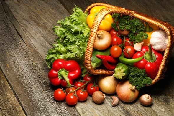 Alege sa fii sanatos doar cu legume bio