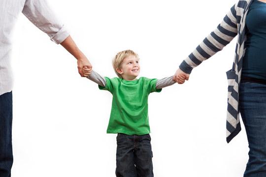 Custodia copilului