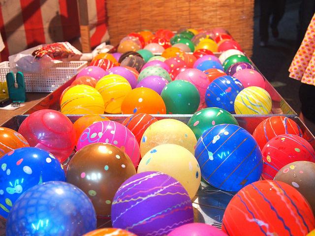 Baloane aniversare – pentru un decor deosebit