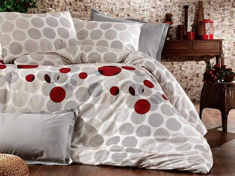 Lenjerii de pat din bumbac ranforce – produse  calitative la preturi accesibile